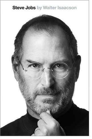 steve jobs by walter isaacson, photo by albert watson