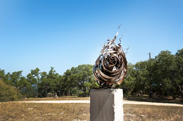 sculpture ranch texas