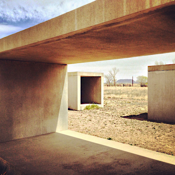 concrete blocks - photo by fangmarks