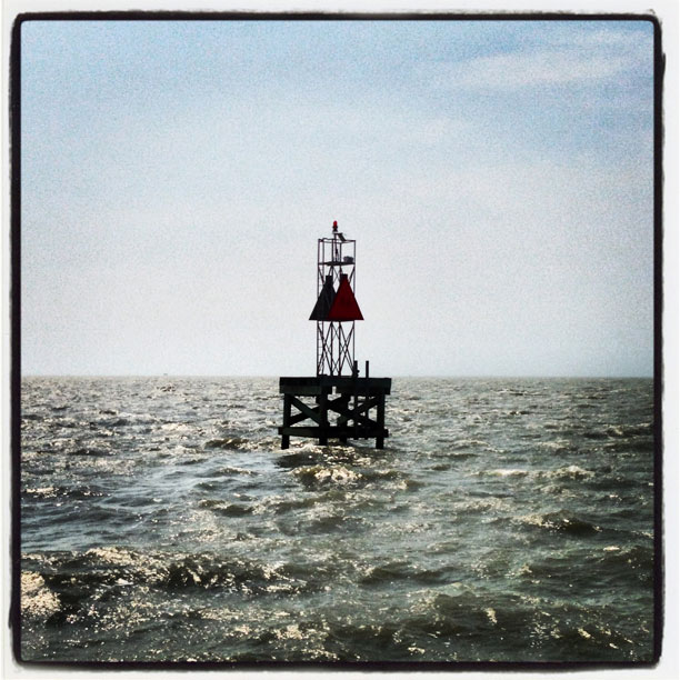 photo of buoy by fangmarks