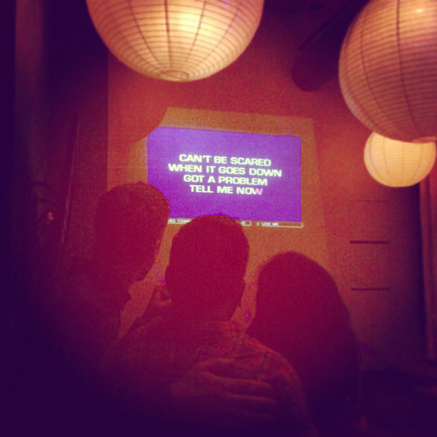 photo of karaoke by fangmarks