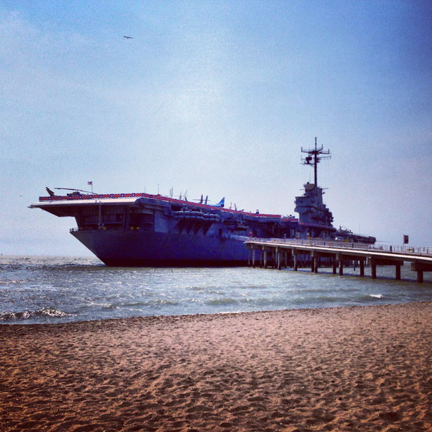 photo of uss lexington by fangmarks