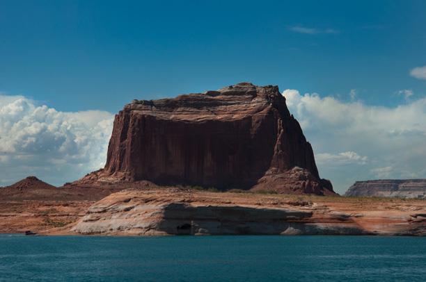 photo of lake powell